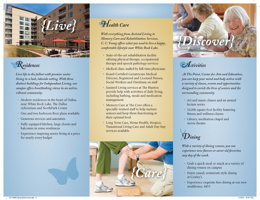 activities of daily living care plan