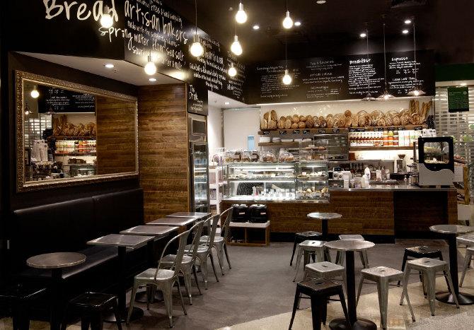 Http Www Nextspace Com Au Rise Bakery Cafe