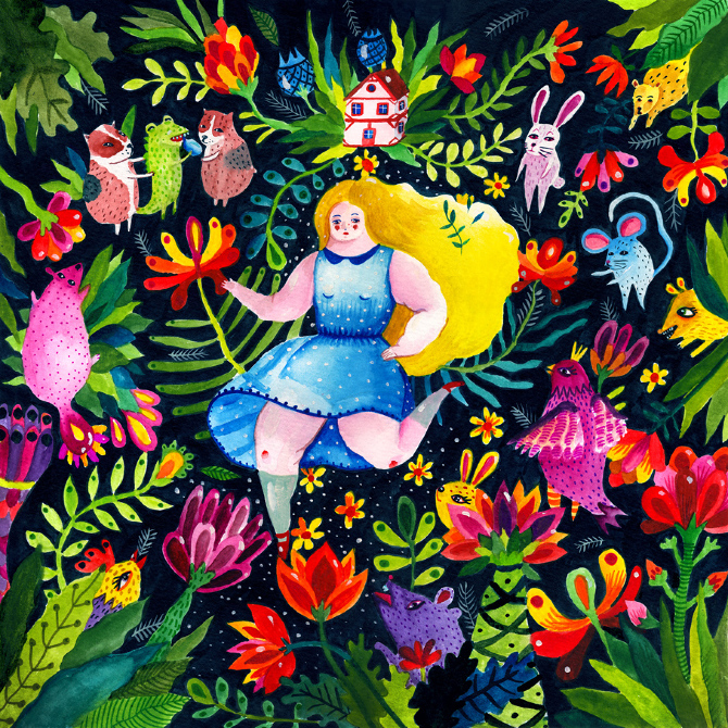 Alice In Wonderland Aitch
